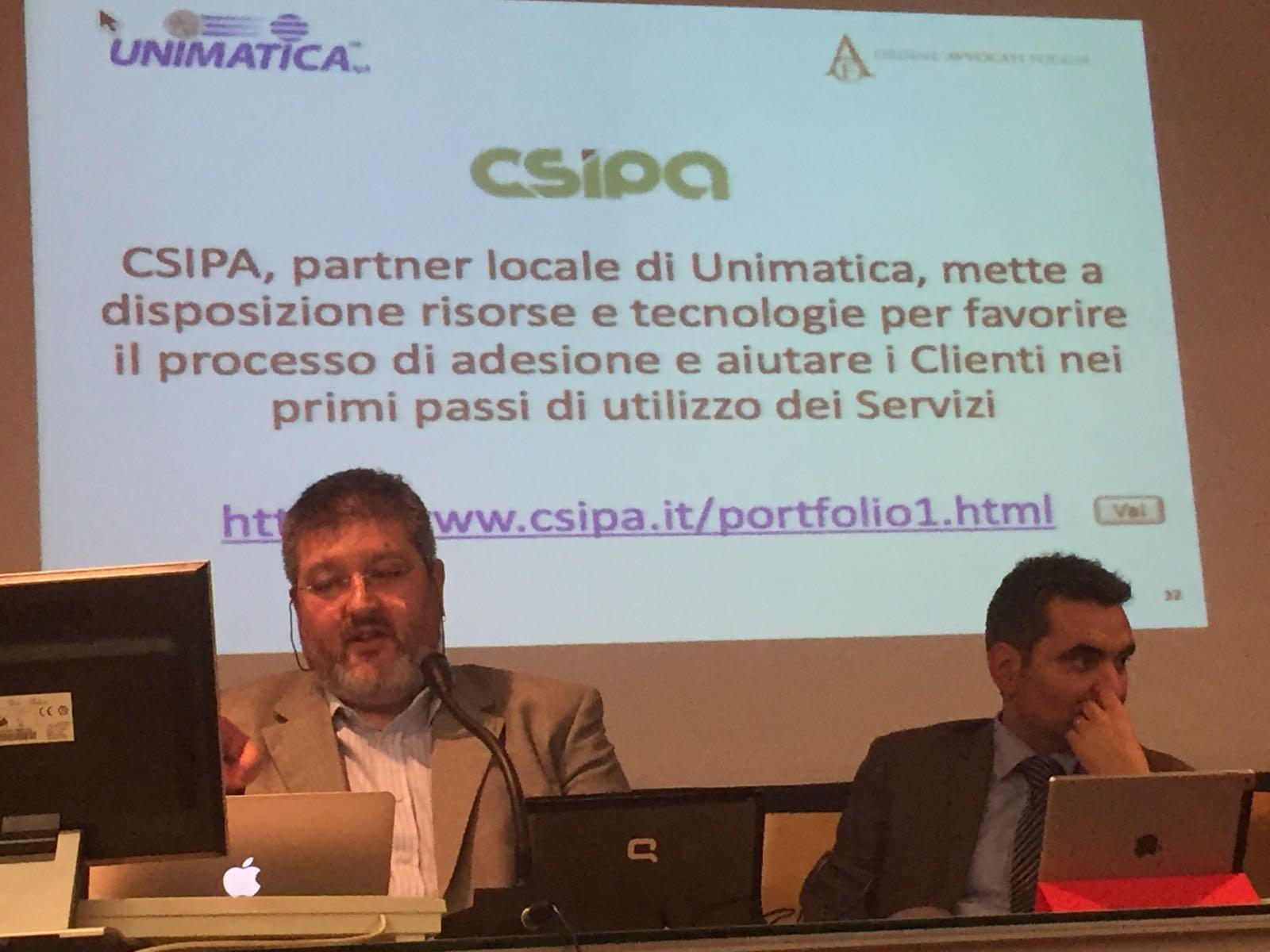 CSIPA - CONSERVAZIONE DOCUMENTALE APPROFONDIMENTI SUL PCT